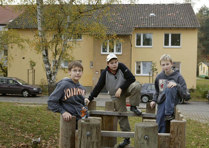 Die Drei Braunschweig wohngruppen querum