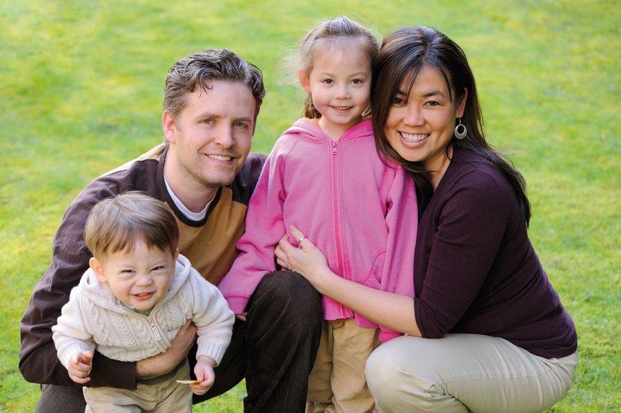 Frau mit zwei kindern sucht mann
